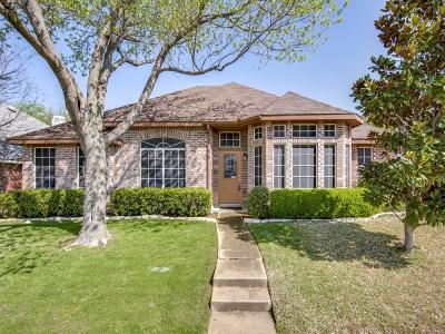 McKinney Single Family Home Active Option Contract: 4410 San Fernando Lane