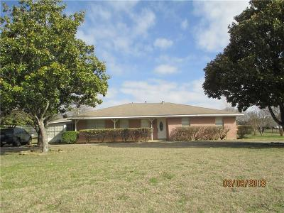 Red Oak Single Family Home Active Contingent: 1544 Stainback Road