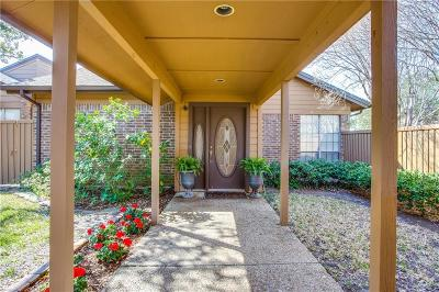 Farmers Branch Single Family Home For Sale: 3206 Silent Oak