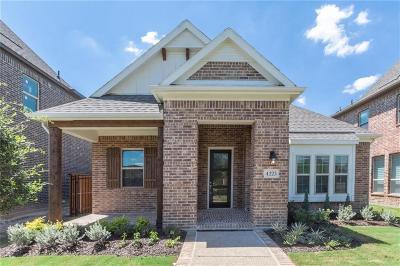 Arlington Single Family Home For Sale: 4223 Peach Blossom