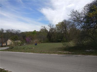 Azle Residential Lots & Land Active Option Contract: 512 Alameda Road