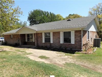 Azle Single Family Home For Sale: 320 Sandy Beach Road