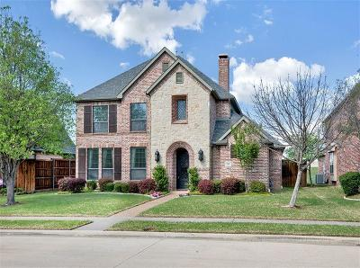 Coppell Single Family Home For Sale: 158 Natches Trace