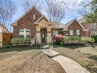 Sachse Single Family Home For Sale: 4324 Meadowview Lane