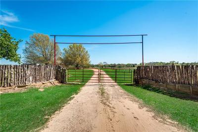 Buffalo, Fairfield, Kirvin, Oakwood, Streetman Farm & Ranch For Sale: 233 F County Road 341