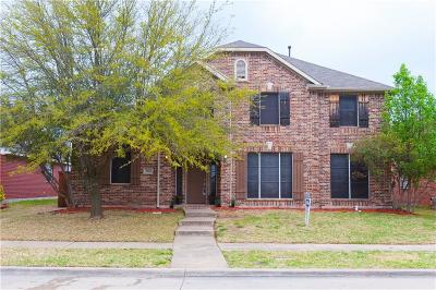 Garland Single Family Home Active Contingent: 2526 Breanna Way