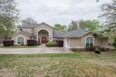 Kemp Single Family Home For Sale: 1301 Oak Hill Drive