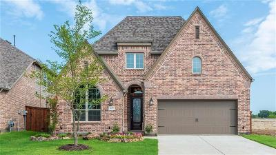 McKinney Single Family Home For Sale: 417 Lake Livingston Trail