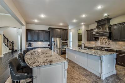 Allen Single Family Home For Sale: 966 Euclid Drive