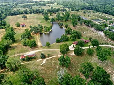 Grand Saline Farm & Ranch For Sale: 305 Vzcr 1522