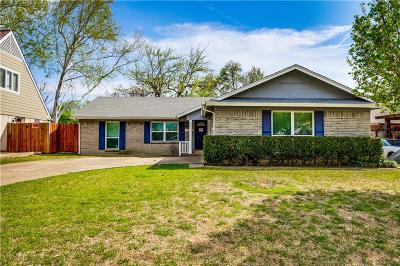 Single Family Home For Sale: 12372 High Meadow Drive