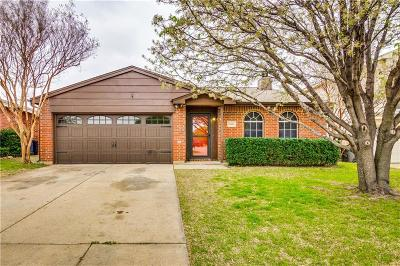 Single Family Home For Sale: 8800 Quarry Circle