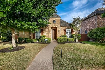 Frisco Single Family Home For Sale: 4513 Chandler Drive