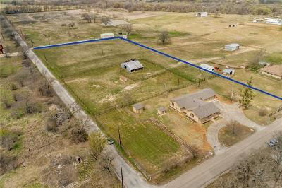 Weatherford Single Family Home For Sale: 1480 Friendship Road