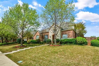 Richardson Single Family Home Active Option Contract: 5809 Sweetbriar Drive
