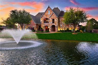 Colleyville Single Family Home For Sale: 6095 Theresa Lane