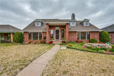 Garland Single Family Home For Sale: 2741 Dukeswood Drive