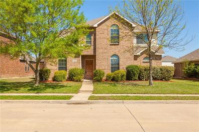 Royse City Single Family Home Active Option Contract: 1520 Hardy Drive