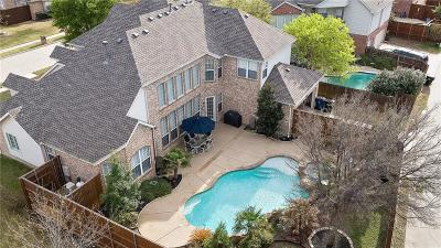 Frisco Single Family Home Active Option Contract: 1664 Bowie Lane