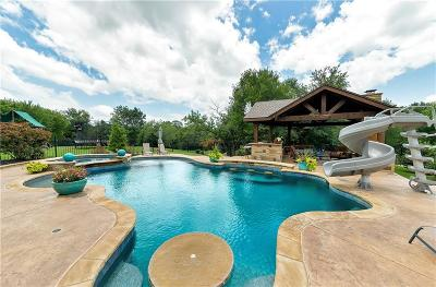 McKinney Single Family Home For Sale: 4340 Waterstone Estates Drive