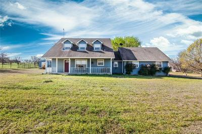 Gunter Single Family Home For Sale: 830 Hunt Road