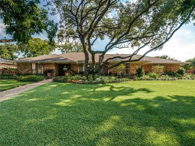 Single Family Home For Sale: 4308 Glenaire Drive