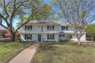 Fort Worth Single Family Home For Sale: 1604 Aden Road