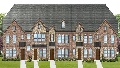 Lewisville Townhouse For Sale: 2431 Magalia Lane