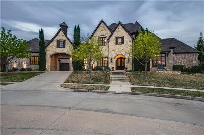 Coppell Single Family Home For Sale: 476 Hidden Valley Lane