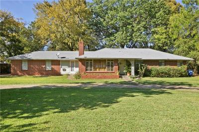 Single Family Home For Sale: 2821 Bachman Drive