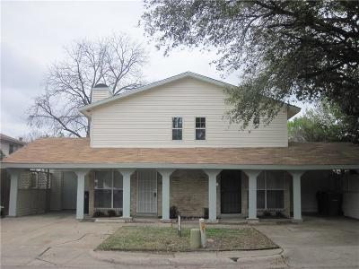 Garland Townhouse For Sale: 726 Baruna Circle