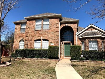 Coppell Single Family Home Active Contingent: 1506 Glade Point Drive