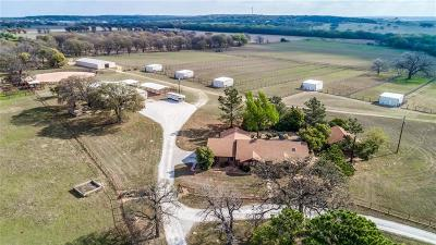 Millsap Farm & Ranch For Sale: 1110 Doss Road