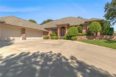 Granbury Single Family Home For Sale: 5115 Largo Drive