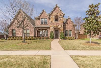 Flower Mound Single Family Home For Sale: 112 Caladium Drive