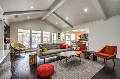 Dallas Single Family Home For Sale: 6714 Barkworth Drive