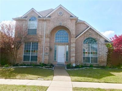 Richardson Single Family Home For Sale: 2716 Orchid Drive