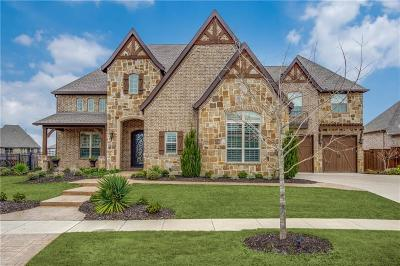 Frisco Single Family Home For Sale: 919 Steel Dust Road