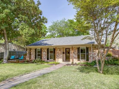 Richardson TX Single Family Home For Sale: $389,900