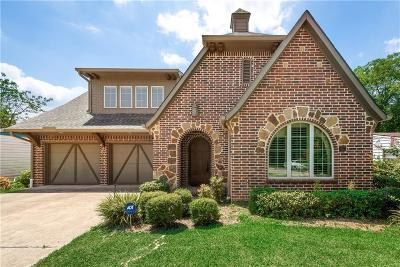 Farmers Branch Single Family Home For Sale: 2652 Leta Mae Lane