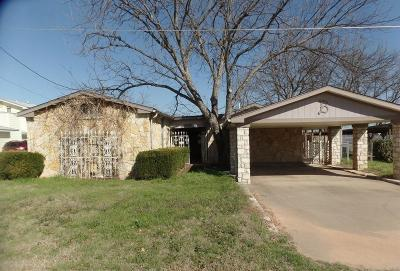 Granbury Single Family Home For Sale: 5501 Water View Drive