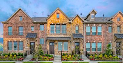 Lewisville Townhouse For Sale: 2426 Eureka Way