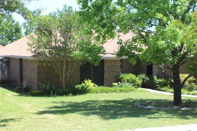 Wylie Single Family Home For Sale: 204 Spence Drive