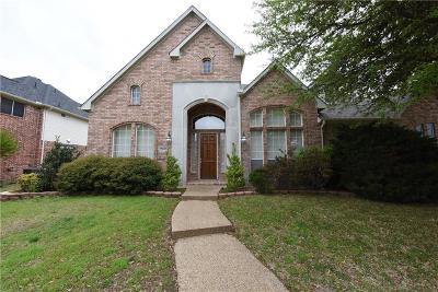 Plano  Residential Lease For Lease: 2605 Alexa Court