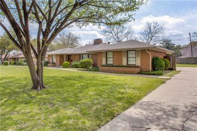 Single Family Home For Sale: 6046 Preston Crest Lane