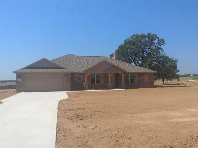 Springtown Single Family Home For Sale: 160 Springwood Ranch Loop