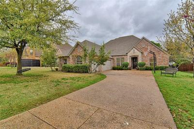 Mansfield Single Family Home For Sale: 3203 Vista Lake Circle
