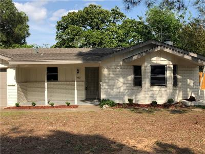 Hurst Single Family Home Active Option Contract: 1140 Simpson Drive