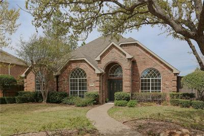 Coppell Single Family Home For Sale: 1320 Breanna Way