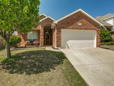 Fort Worth Single Family Home For Sale: 10005 Tehama Ridge Parkway